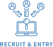RECRUIT & ENTRY